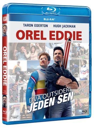 Orel Eddie   - Blu-ray
