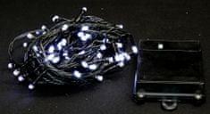 Seizis Osvětlení venkovní samozapínací bílé 80 LED 5,5+0,5 m