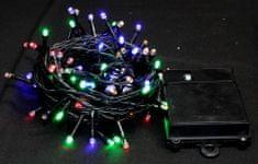 Seizis Osvětlení venkovní samozapínací barevné 80 LED