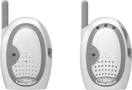 BabyOno Digitális babafigyelő, 300 m