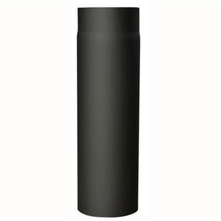 M.A.T Group Füstcső szeleppel 180mm/500 t.1,5mm