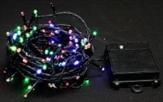 Seizis Osvětlení venkovní samozapínací barevné 120 LED