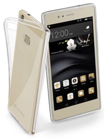 CellularLine Fine Huawei P9 Lite Szilikontok, Átlátszó