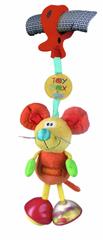 Playgro Závesná myška s klipsom