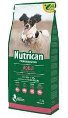 Nutrican Sucha karma dla psa Adult 15 kg