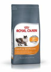 Royal Canin hrana za mačke Hair & Skin, 10 kg