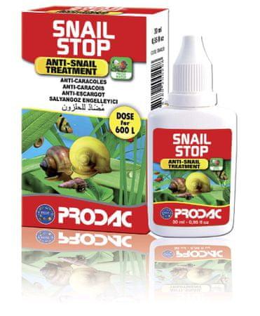 Prodac preparat do usuwania ślimaków i robaków Snail Stop 30ml