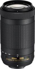 NIKON Nikkor 70-300MM F/4.5-6.3G ED AF-P DX Zoom objektív