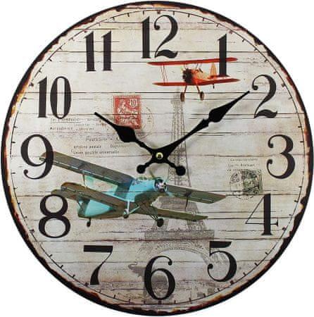 TimeLife zegar ścienny TL-163D4