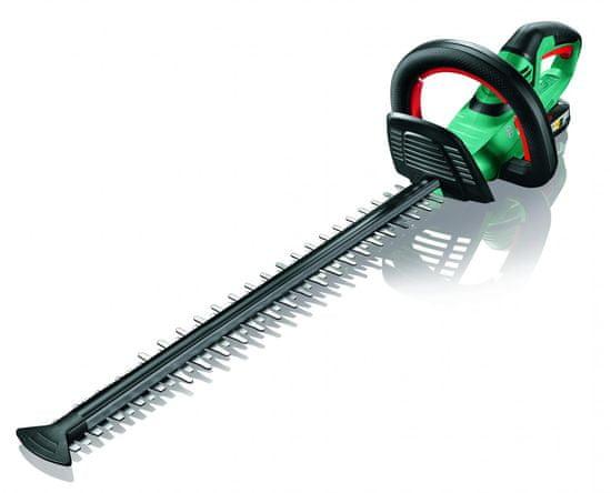 Bosch AHS 55-20 LI (2x batéria) + Velké zahradnické nůžky ZDARMA