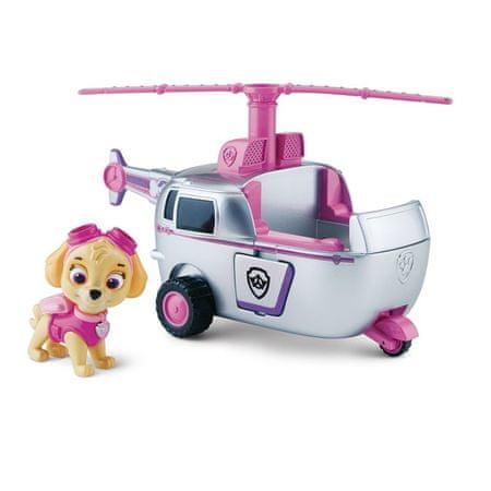 Cobi Pojazd z figurką Skye & Helikopter Psi Patrol 16601