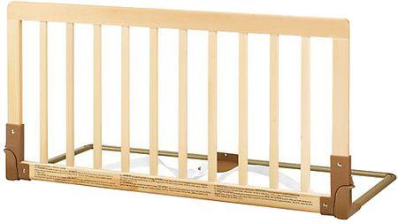 BabyDan drvena zaštita za krevet