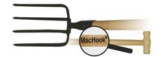 J.A.D. TOOLS MacHook rycie vidly čierna 80014