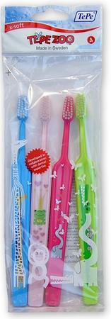 Tepe szczoteczka do zębów Kids Extra Soft 4