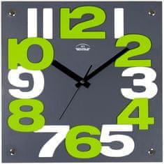 Bentime zegar ścienny H35-W5180GY-GR