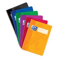 Oxford Školský zošit 564 - A5, linajkovaný, 60 listov, mix farieb