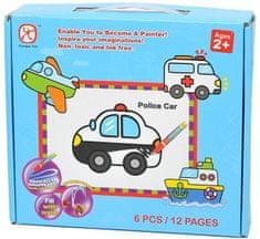 Mac Toys Puzzle do kolorowania