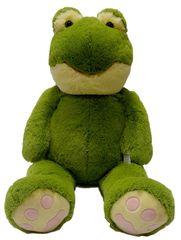 Mac Toys Plyšová žába 100 cm