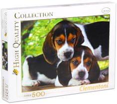 Clementoni Puzzle 500 HQC Close Together 30289