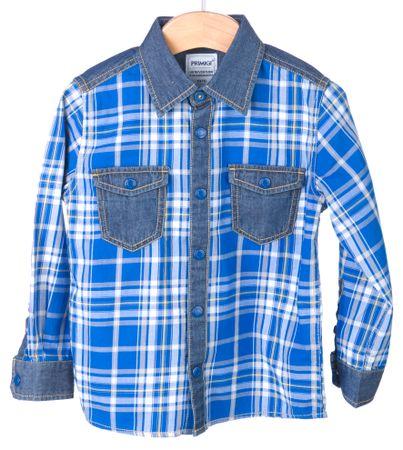 Primigi fantovska srajca 98 modra