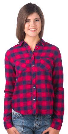 Pepe Jeans dámská košile Denise L červená