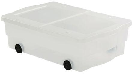 CURVER pudełko na kółkach, 32 l