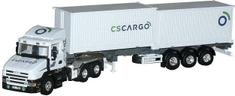 Monti Systém Ciężarówka 70 CS CARGO Scania 1:48