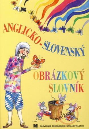 Kovácsová, Elena Répássyová Zuzana: Anglicko-slovenský obrázkový slovník