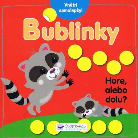 autor neuvedený: Hore alebo dolu? – Bublinky