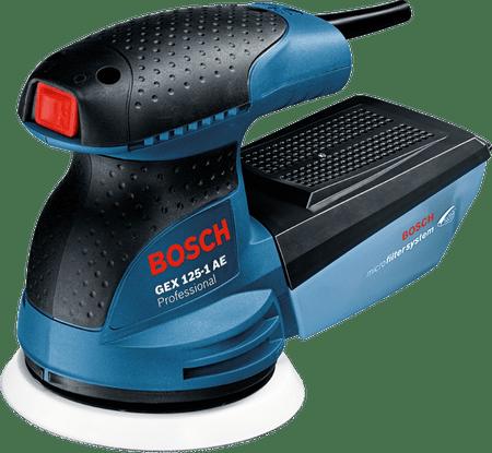 BOSCH Professional szlifierka mimośrodowa GEX 125-1 AE (0601387500)