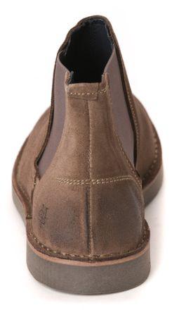 da1564ba8bbb5 Marc O´Polo pánská kotníčková obuv Chelsea 44 khaki | MALL.CZ