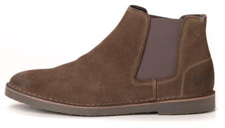 04131401a7 Marc O´Polo pánská kotníčková obuv Chelsea 44 khaki