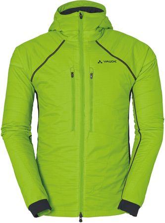 Vaude Men's Bormio Férfi kabát, Zöld, L