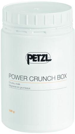 Petzl Power Crunch Box Magnézia por