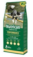 Nutrican Sucha karma dla psa Performance 15 kg