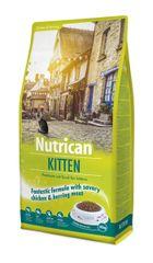 Nutrican Kitten Macskatáp, 10 kg