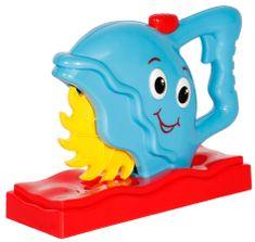 Eddy Toys Piła tarczowa dla dzieci, niebieska
