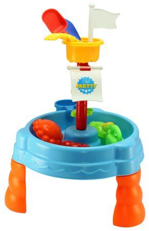 Eddy Toys Játékasztal, 17 részes