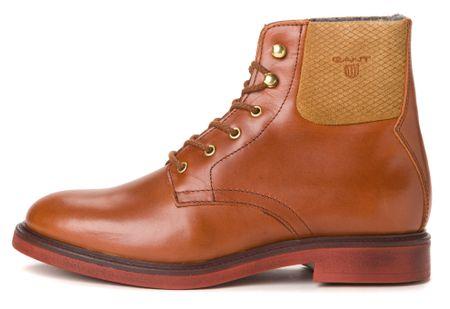 3429e4d45a Gant dámská kotníčková obuv Ashley 37 hnedá