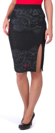 Desigual dámská sukně S čierna