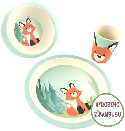 Yookidoo Yuunaa Sada nádobí - Liška