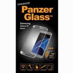 PanzerGlass premium zaštitno staklo Samsung Galaxy S7, sivo