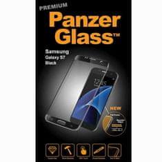 PanzerGlass premium zaštitno staklo Samsung Galaxy S7, crno