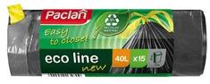 HIMAXX Paclan worki do kosza na śmieci 40 l - 105 szt.