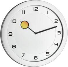 TFA Nástěnné hodiny měnící barvu 60.3028.54