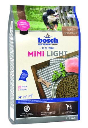Bosch sucha karma dla psa Mini Light 2,5kg