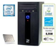 mimovrste=) namizni računalnik Plus i3/8GB/SSD240GB/IntelHD