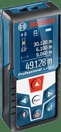 BOSCH Professional laserski merilnik razdalj GLM 50 C (0601072C00)