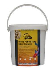 Healthy Pond Plovoucí bílé tyčinky, 10 l (X027)