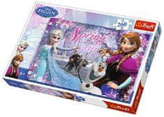 Trefl Puzzle Ľadové kráľovstvo